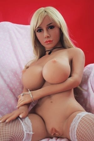 140 cm jy sex doll amanda showing nude boobs
