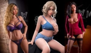 different types of sex dolls